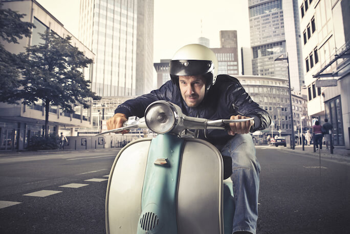 Mopedführerschein | © panthermedia.net / olly18