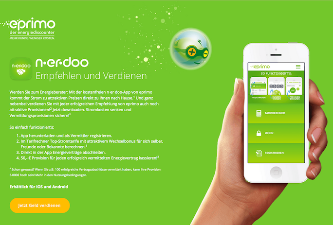 Nerdoo | Screenshot