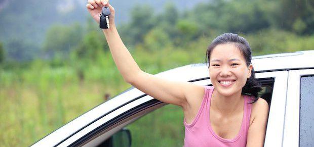 Führerschein bendlich bestanden! | © panthermedia.net /lzflzf