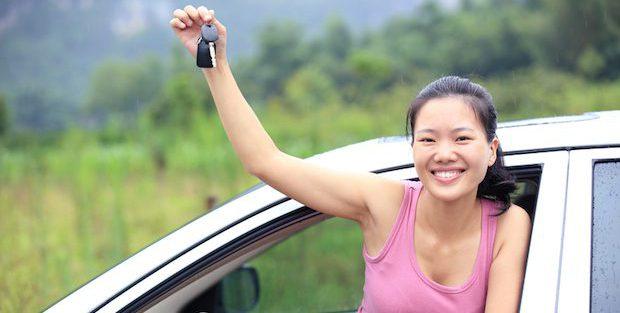 Führerschein endlich bestanden!   © panthermedia.net /lzflzf