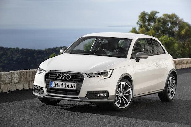 Audi A1 - Quelle: audi-mediacenter.com