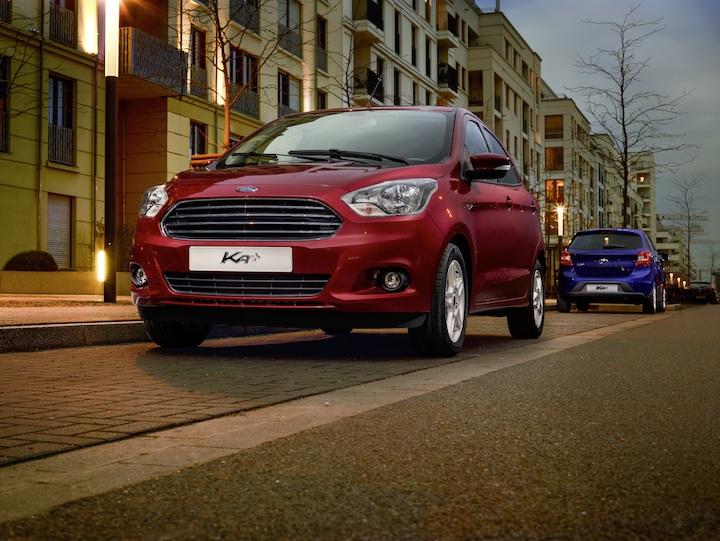 Ford KA+ - Quelle: presseportal.de