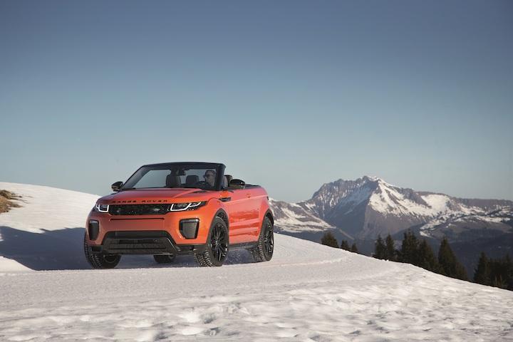 Land Rover Evoque Cabriolet - Quelle: http://www.presseportal.de