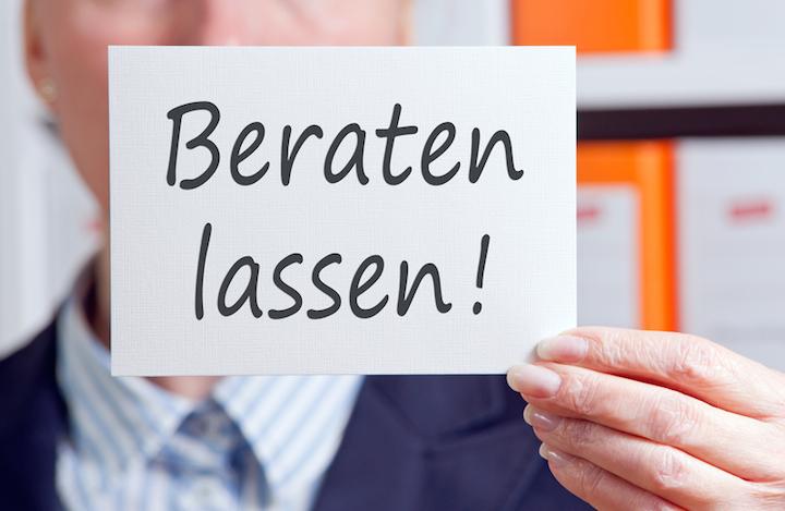 Lasst euch beraten!   © panthermedia.net /Randolf Berold